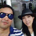 インド人友人と浅草寺へ かかあ天下はどこも同じと夫婦の共通言語は英語