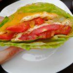 インスタ映え!グルテンフリー!野菜だけで作るほんまもんの野菜サンド!レシピ